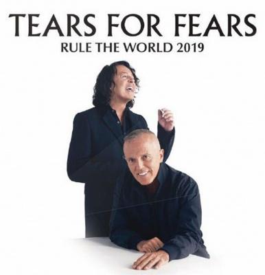 Tears For Fears en concert à l'AccorHotels Arena Bercy de ...