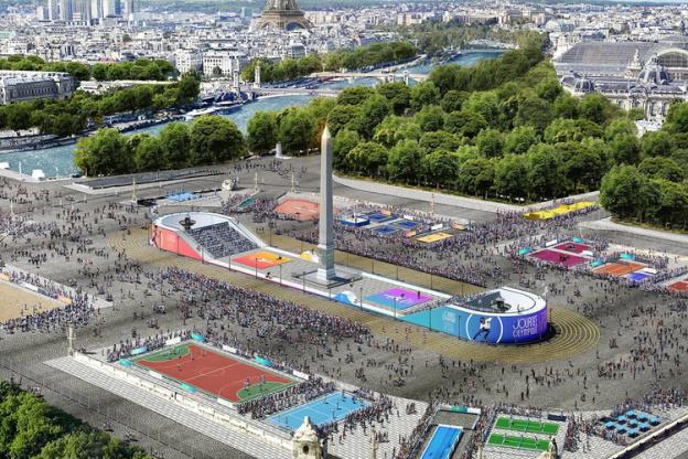 Journée de l'Olympisme Paris 2019