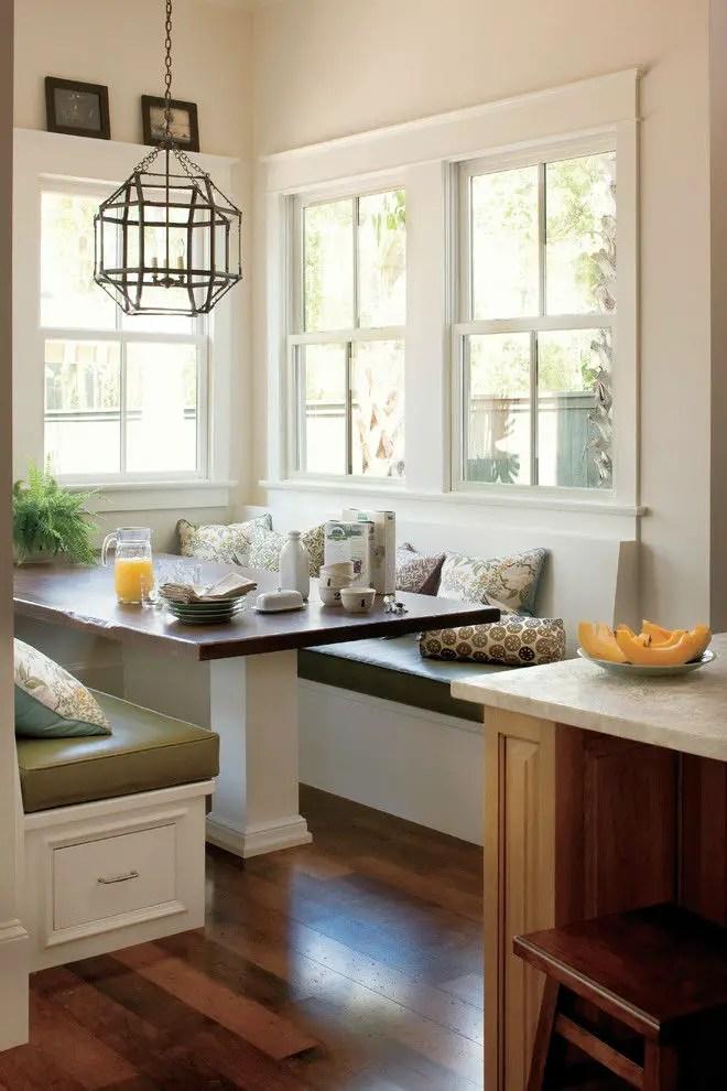 32 Most Beautiful Breakfast Nook Design Ideas on Nook's Cranny Design Ideas  id=42116