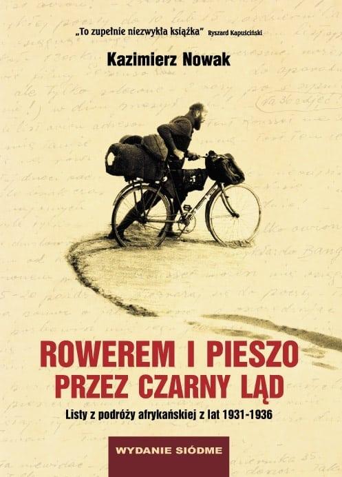 Image result for rowerem i pieszo przez czarny ląd