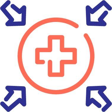 Weitere Adressen und Bereitschaftsdienste für medizinische Notfälle in Frankfurt am Main und Umgebung