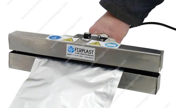 hot bars bags sealer