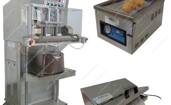 vacuum bags and sacks sealers