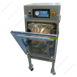 Benched vacuum machines (vertical):