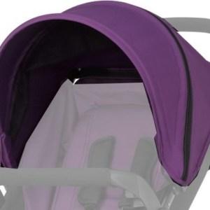 Capote B-Agile 3/4 mineral lilac