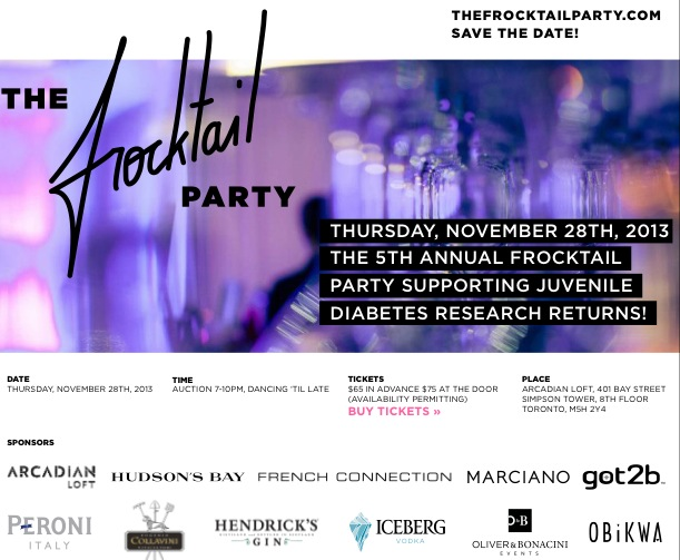 Frocktail Party