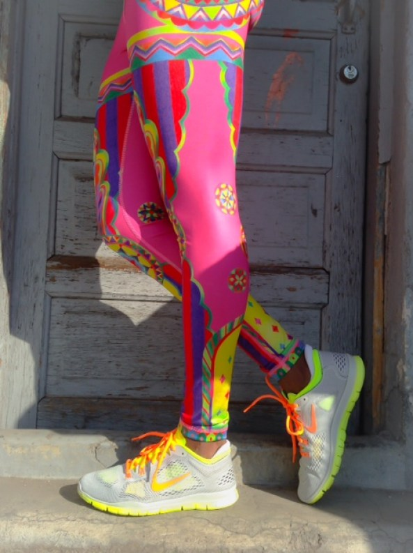 Nike Magical Kaleidoscope Tights