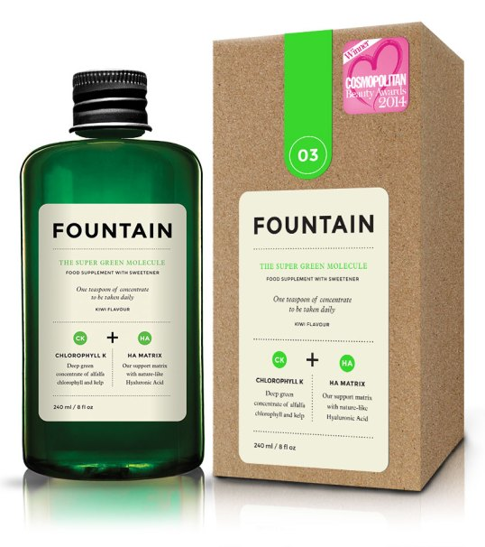 Deciem Fountain Super Green Molecule