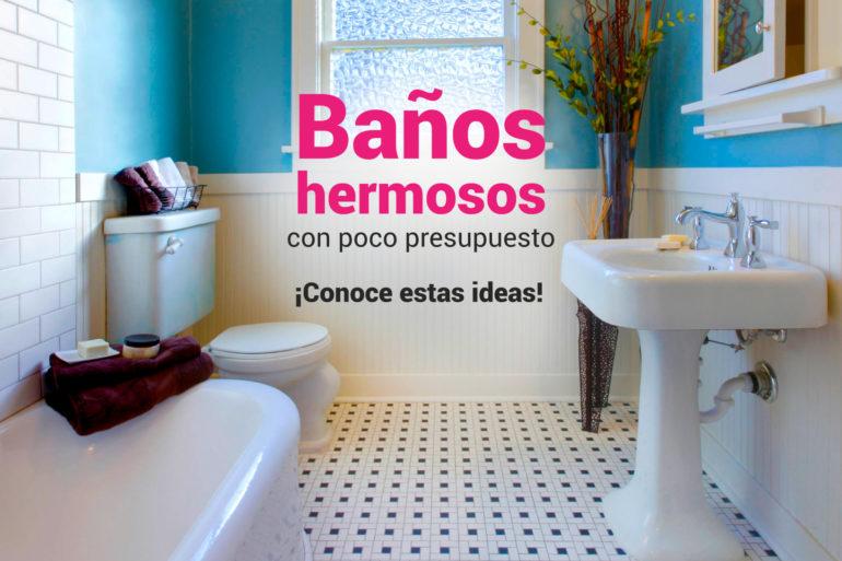 baños hermosos