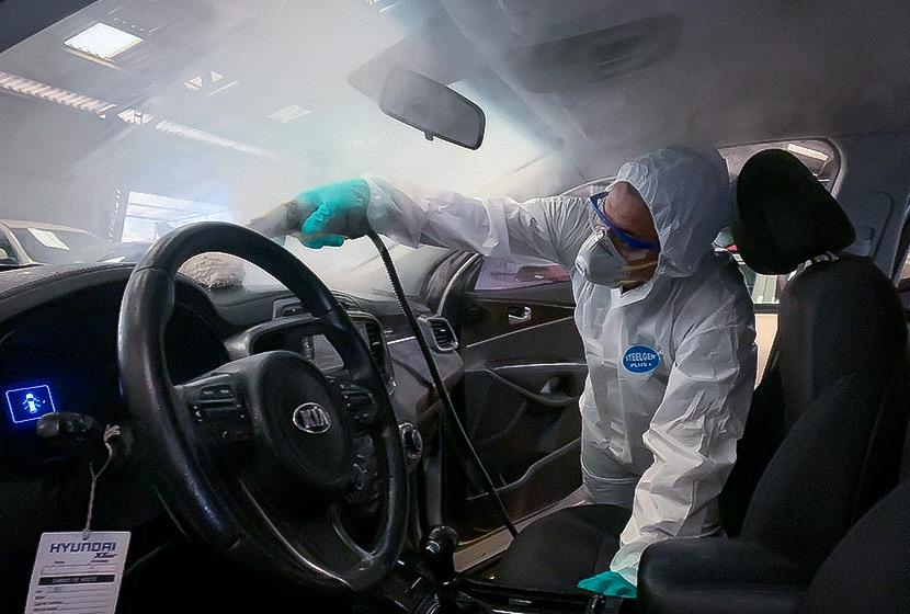 desinfeccion autos