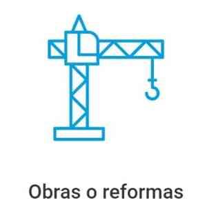 Obras o reformas
