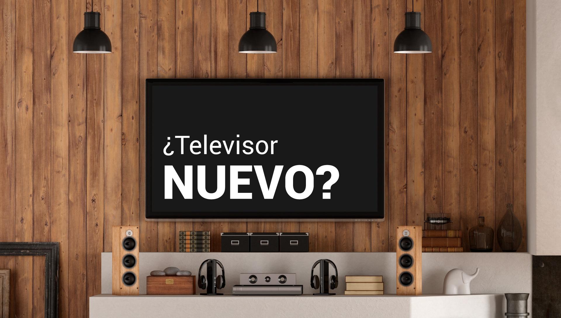 Instalación de TV