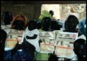 Distribuzione zanzariere Senegal