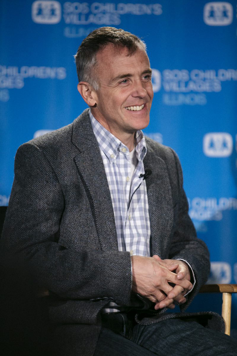 David Eigenberg offers insight into his new involvement with SOS