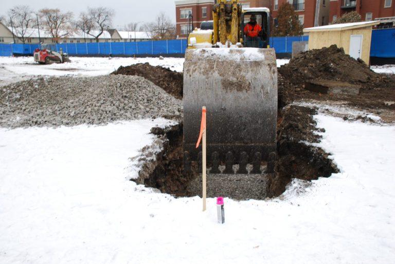 Roosevelt Square Community Center Construction featured
