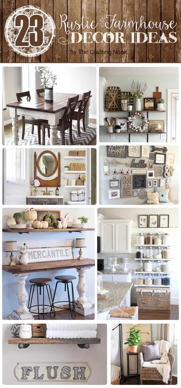 200+ Creative Farmhouse Decor Ideas for a Cozy Home | So ... on Farmhouse Curtains Ideas  id=17084