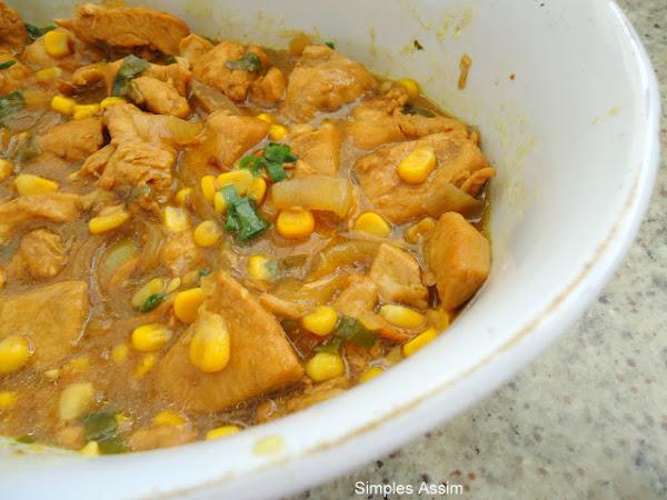 cubos-de-frango-com-mostarda