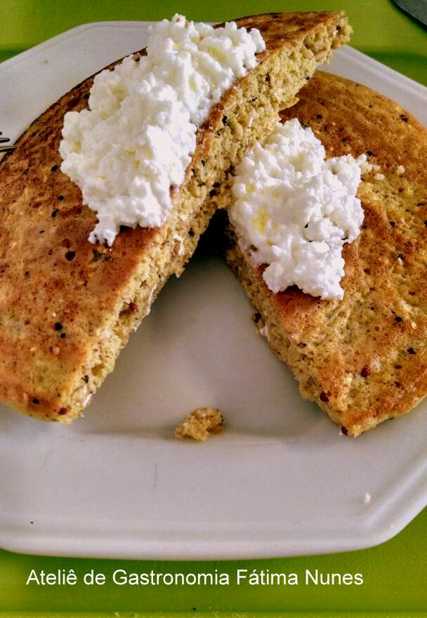 pão fácil sem glúten
