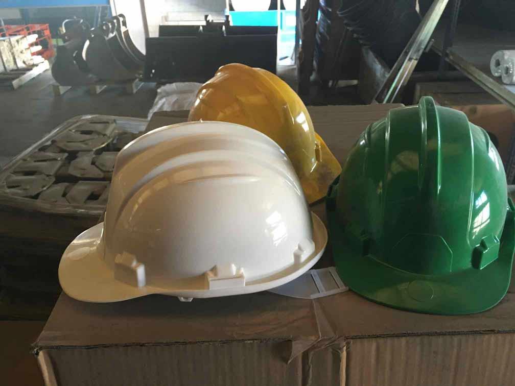 cascos de obra ocasion