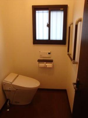 手すり 取付トイレ