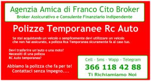 Polizze Temporanee Franco Cito Broker