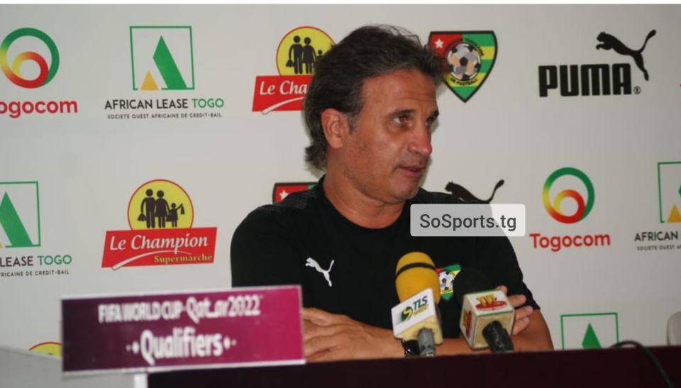 Paulo Duarte, sélectionneur des Éperviers/ ©Arnaud Bocco