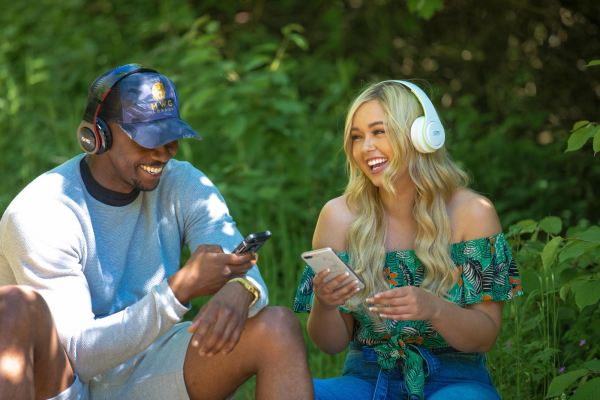 SOS1 Bluetooth Wireless Headphones
