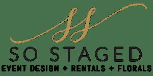 So Staged Logo
