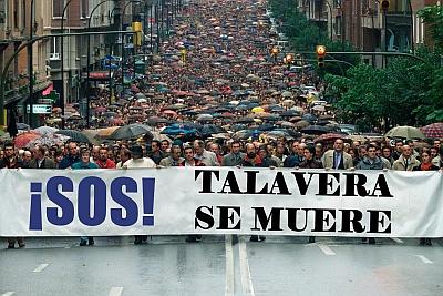 MANIFESTACION TALAVERA