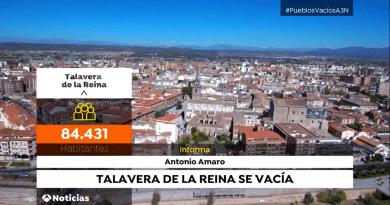 REPORTAJE-ANTENA3-TALAVERA-SOS-SOSTALAVERA-VACIA-REVUELTA-MANIFESTACION
