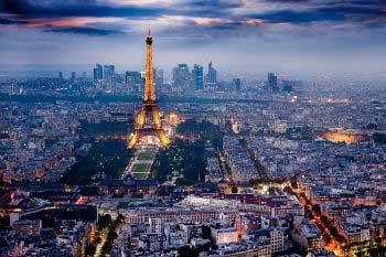 Paris, ciudad turística por excelencia
