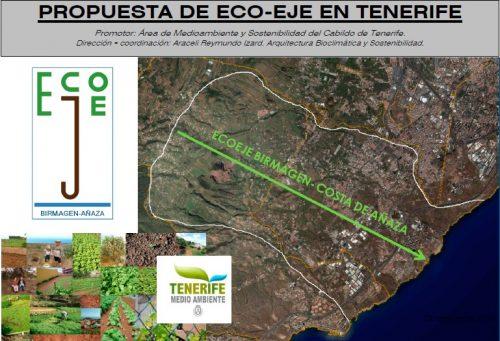 #proyectosociosASA ECO EJE BIRMÁGEN-COSTA DE AZAÑA (Tenerife)