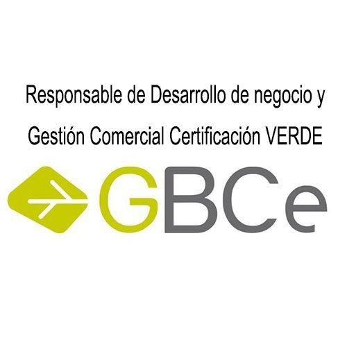 OFERTA EMPLEO GBCe: Responsable de Desarrollo de negocio y Gestión Comercial Certificación VERDE