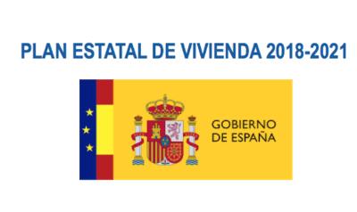 Plan Estatal de Vivienda 2018-2021