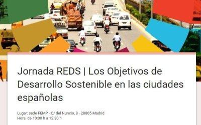 #AGENDA2030 – La Agenda 2030 y su implementación local. Los Objetivos de Desarrollo Sostenible en las ciudades españolas