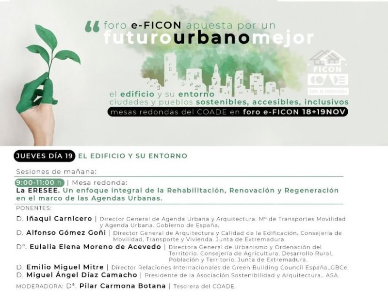 Cartel Foro eFICON