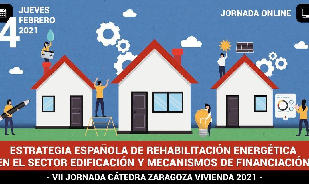 VII Jornada Cátedra Zaragoza Vivienda