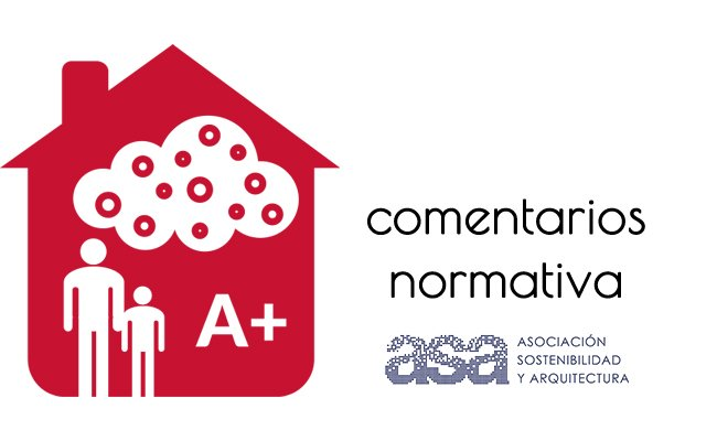 Cometarios ASA al borrador del decreto del programa de ayudas en materia de rehabilitación