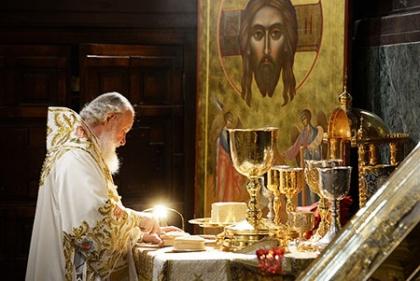 Ο ουρανός πάνω στη γη… Η Θεία Λειτουργία! Μέρος 6ο