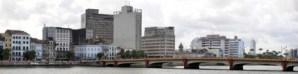Panorama Recife Antigo Ponte