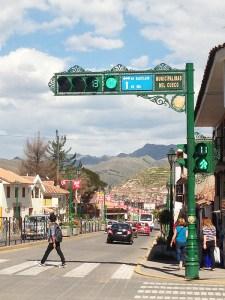 Ruas de Cuzco