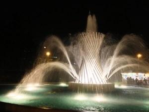 Lima: Festival de Águas