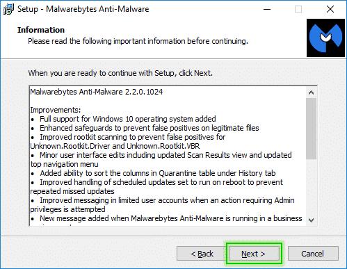 Setup_Step3_Malwarebytes_Anti_Malware_sos-malware Tutorial Malwarebytes Anti-Malware