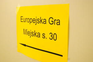 Europejska Gra Miejska