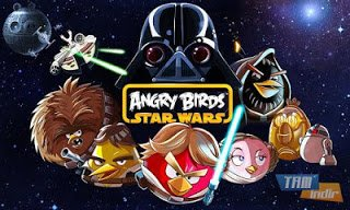 Star Wars Angry Birds'e Merhaba