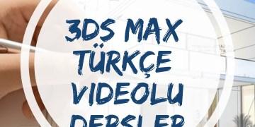 3dmax videolu dersler