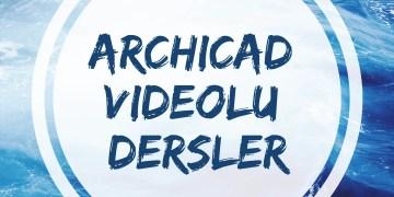 archicad vıdeolu dersler