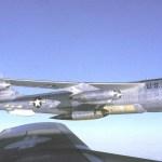 RB-47E oli Yhdysvaltain käytössä vakoilulentokoneena