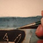 conservació restauració aquarel·les