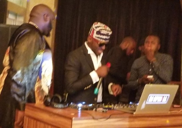 DJ Spinall and DJ Big N